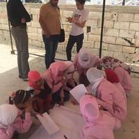 Social Mapping with Syrian Refugees